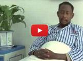 Осман, диализатор терминальной стадии почечной болезни, Сомали